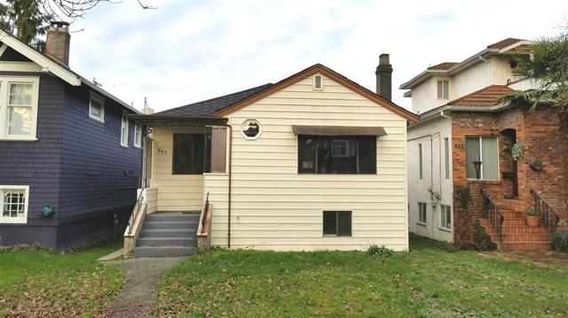 845 W 17TH AVENUE - Cambie - Vancouver