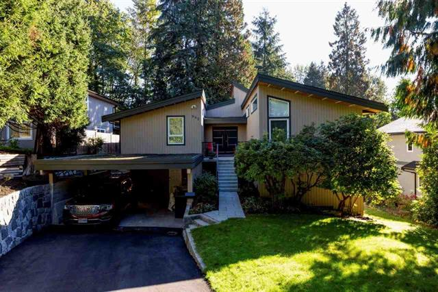 992 FREDERICK PLACE - Lynn Valley - North Vancouver