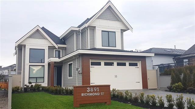 3891 RICHMOND STREET - Steveston Village - Richmond