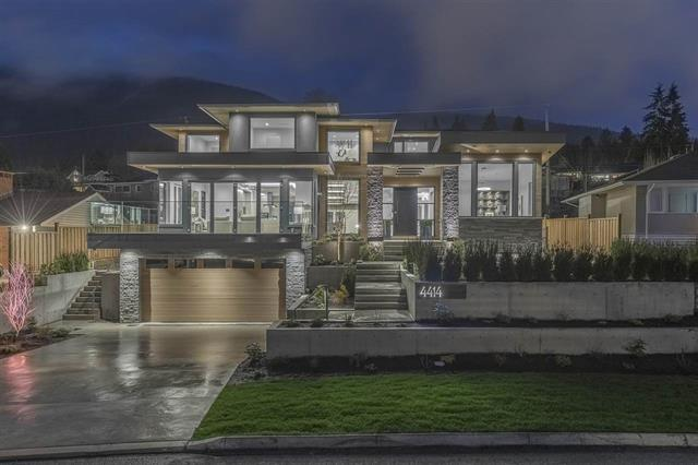 4414 CANTERBURY CRESCENT - Forest Hills - North Vancouver