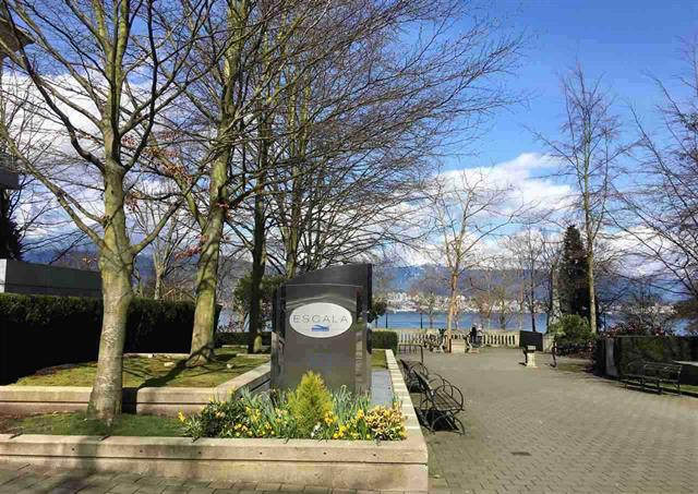 107 323 JERVIS STREET - Coal Harbour - Vancouver