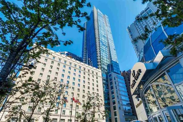 3404 667 HOWE STREET - Downtown - Vancouver