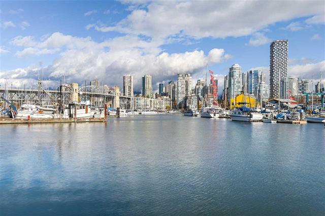 204 1510 W 1ST AVENUE - False Creek - Vancouver