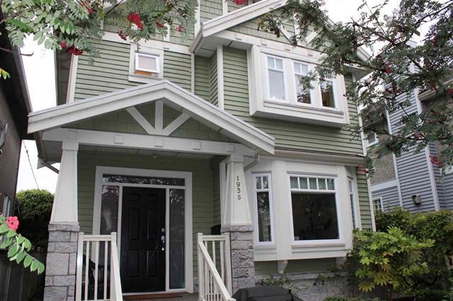 1938 ADANAC STREET - Hastings - Vancouver