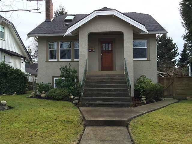 3472 TRIUMPH STREET - Hastings East - Vancouver