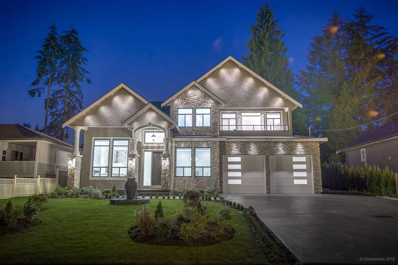 1570 HARBOUR DRIVE, Coquitlam