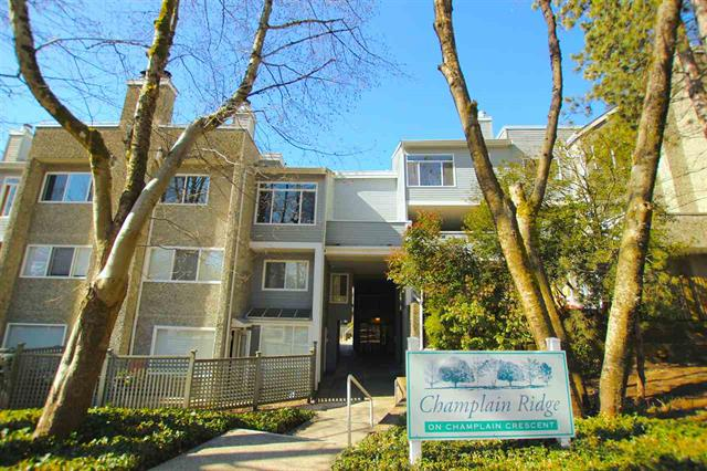 369 8025 CHAMPLAIN CRESCENT - Champlain Heights - Vancouver