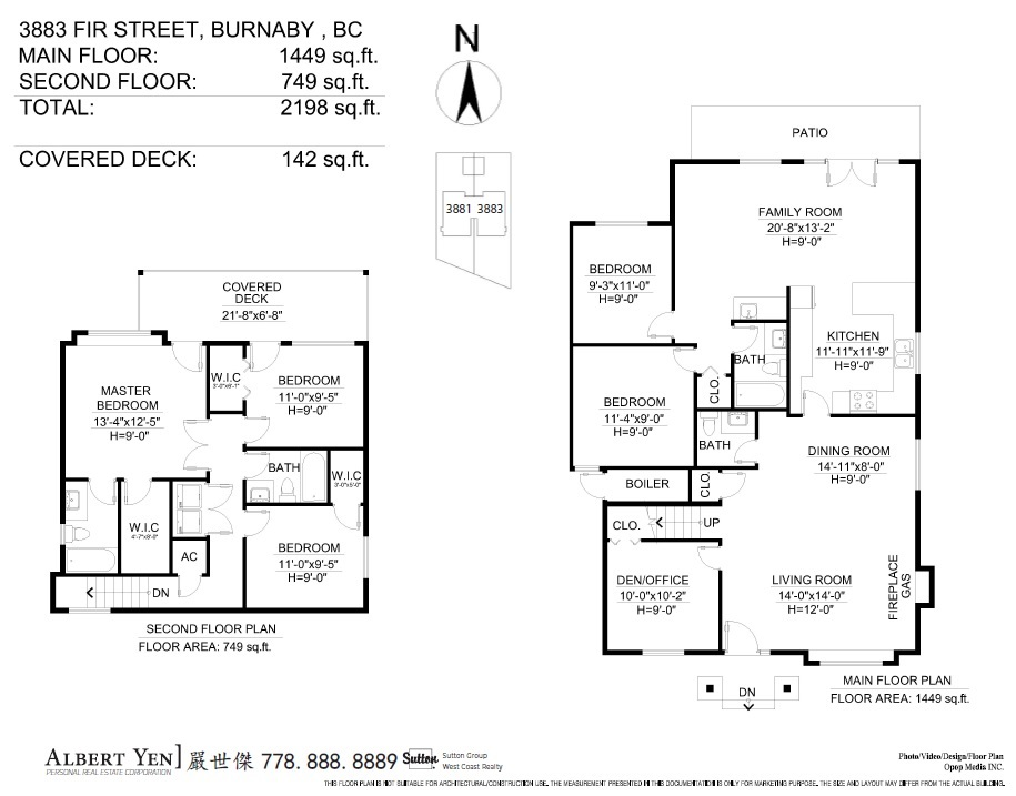3883 FIR STREET - Burnaby Hospital - Burnaby