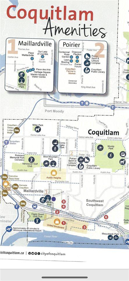 1611 AUSTIN AVENUE - Central Coquitlam - Coquitlam
