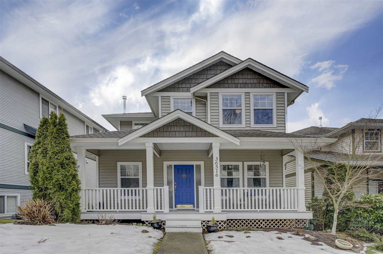 36516 LESTER PEARSON WAY, Abbotsford