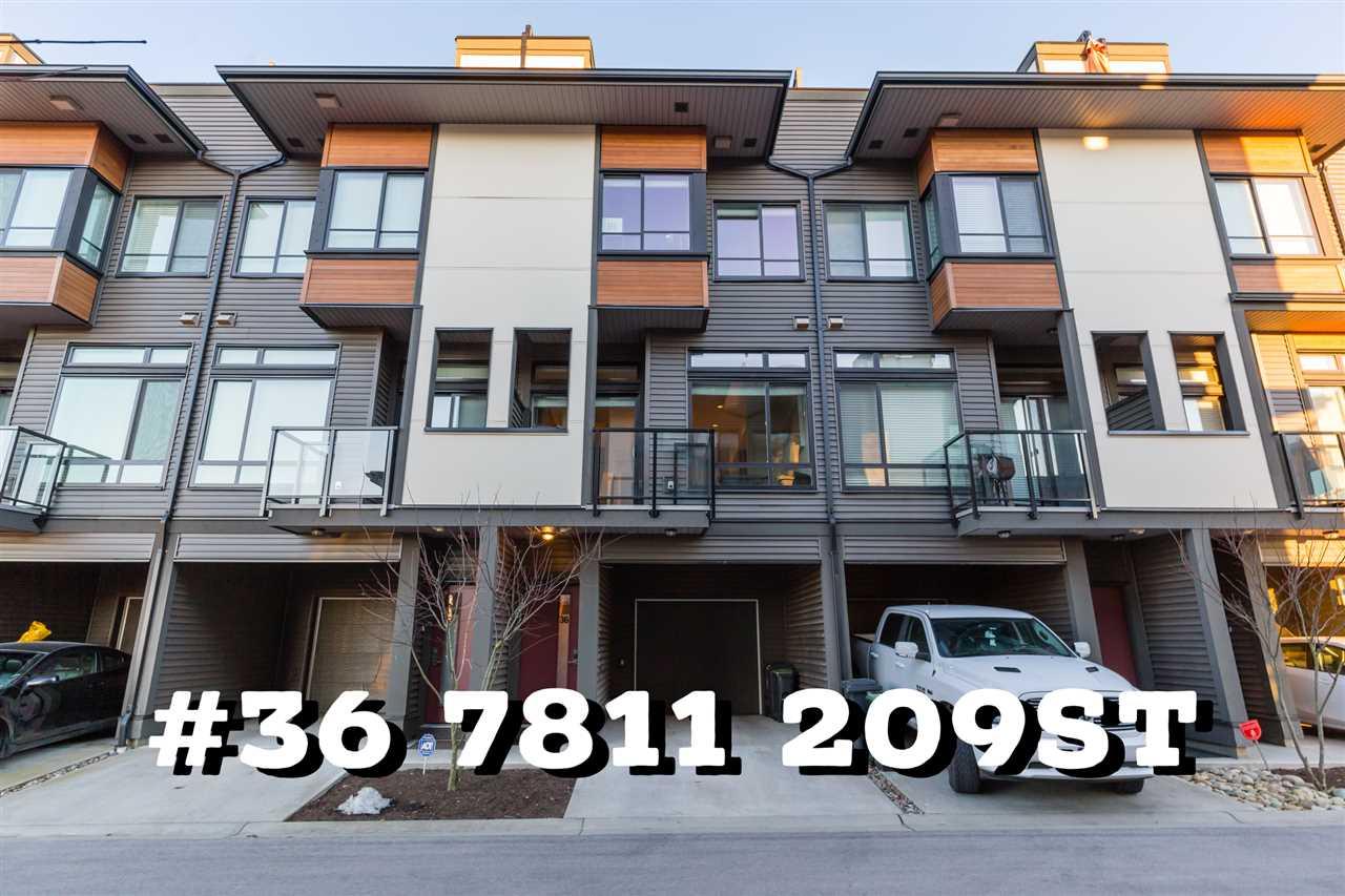 36 7811 209 STREET, Langley