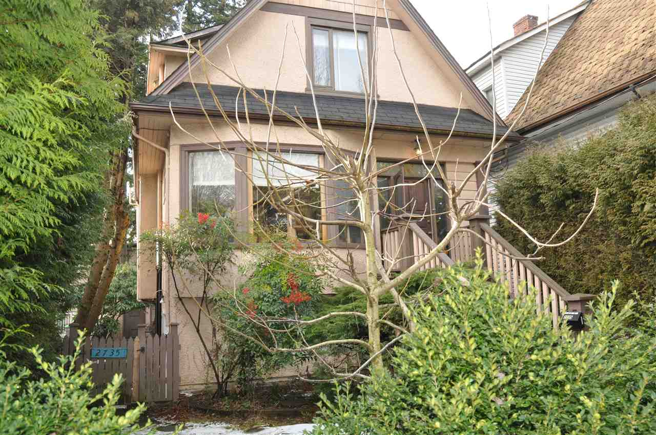 2735-2737 WOODLAND DRIVE, Vancouver
