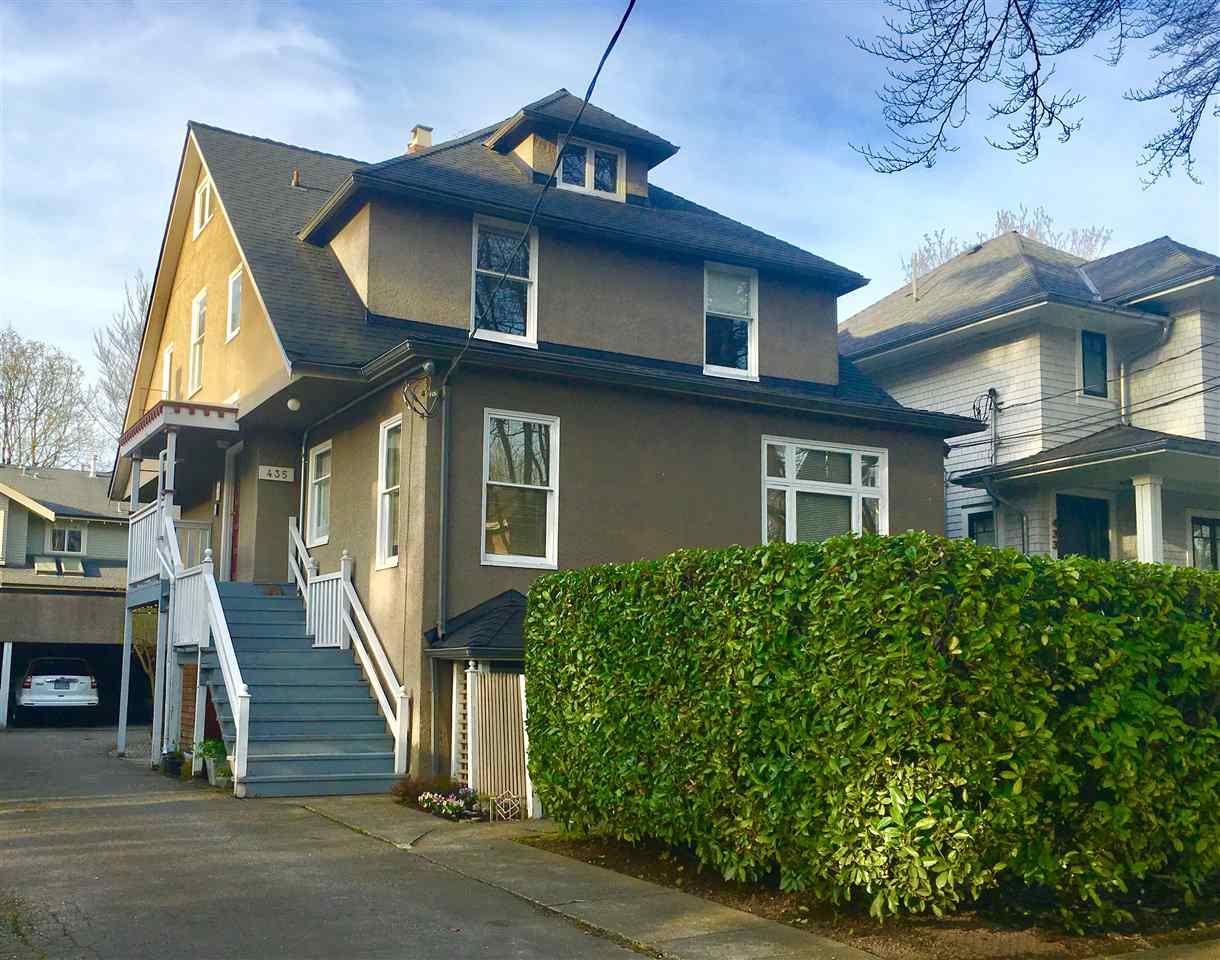 435 W 14TH AVENUE, Vancouver