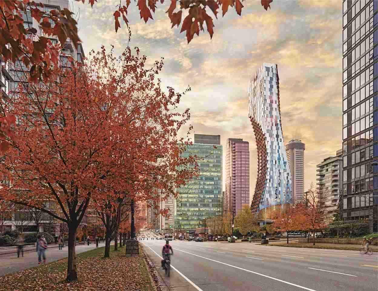 901 1550 ALBERNI STREET - West End - Vancouver