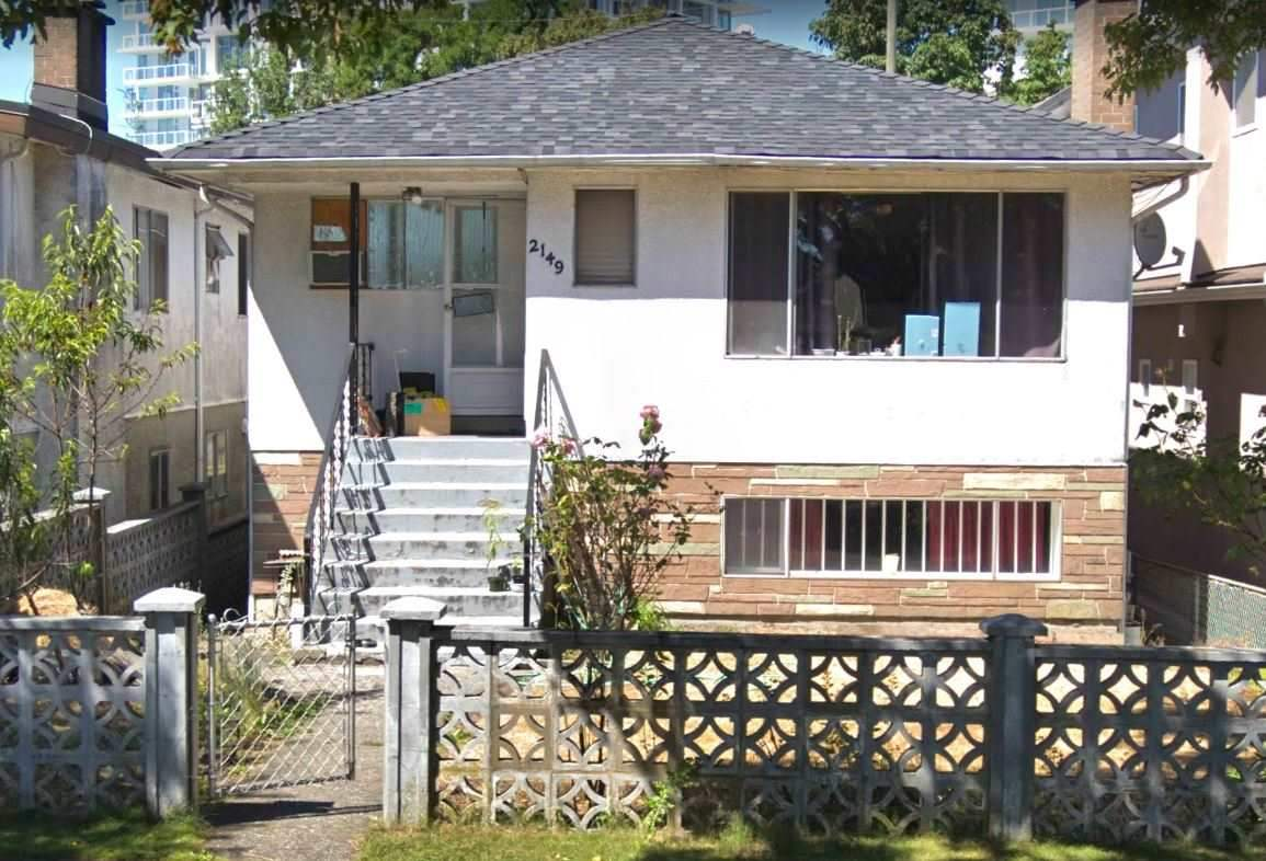 2149 E 32ND AVENUE - Victoria - Vancouver
