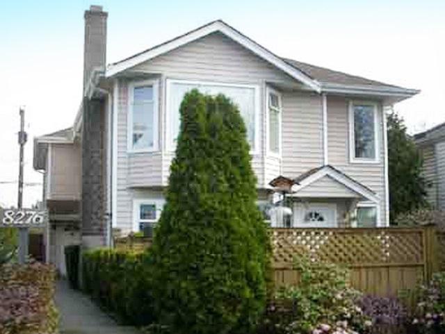 8276 OSLER STREET - Marpole - Vancouver