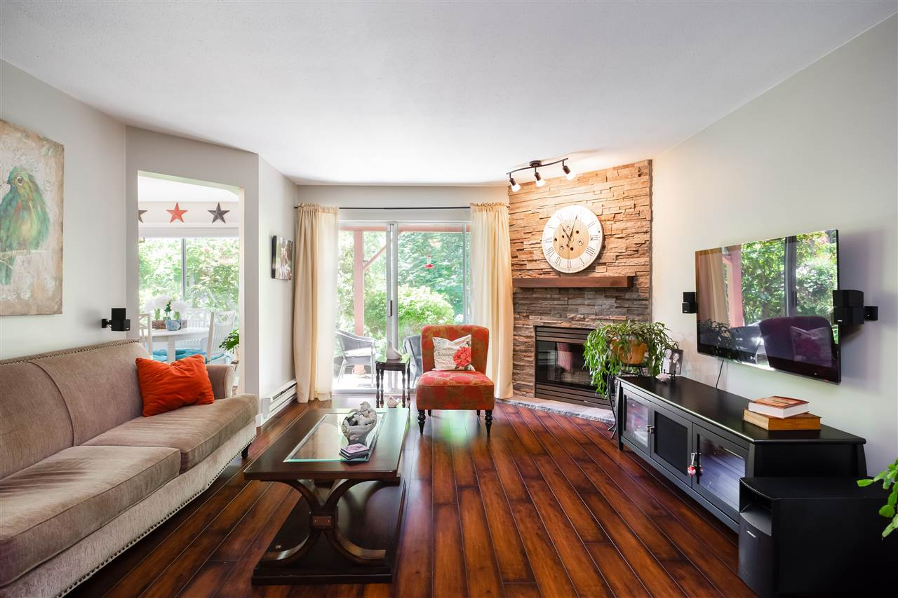 22 103 PARKSIDE DRIVE, Port Moody
