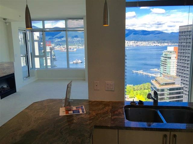 3105 1211 MELVILLE STREET, Vancouver