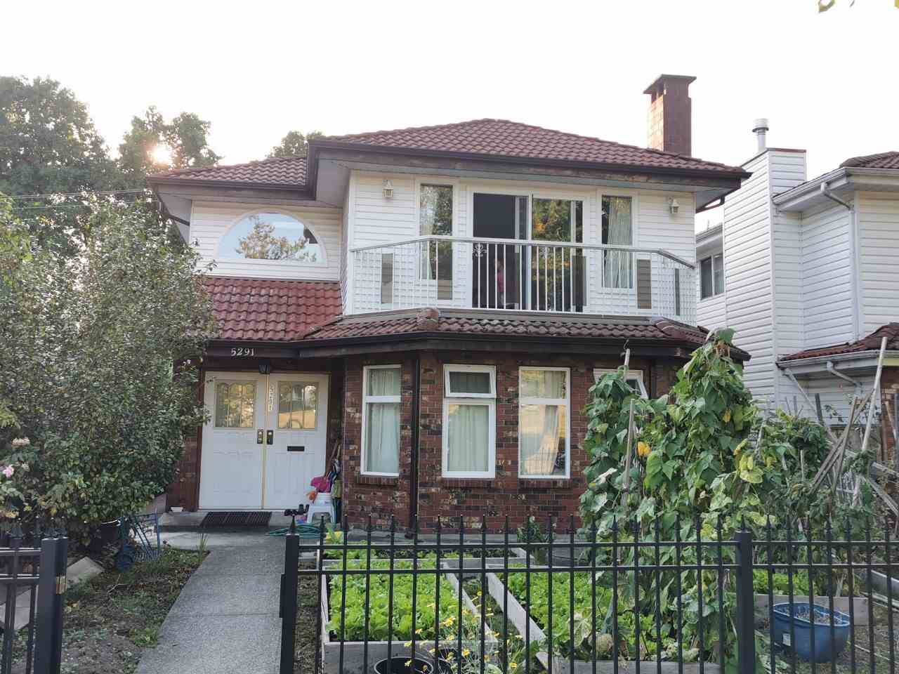 5291 WALES STREET - Collingwood - Vancouver