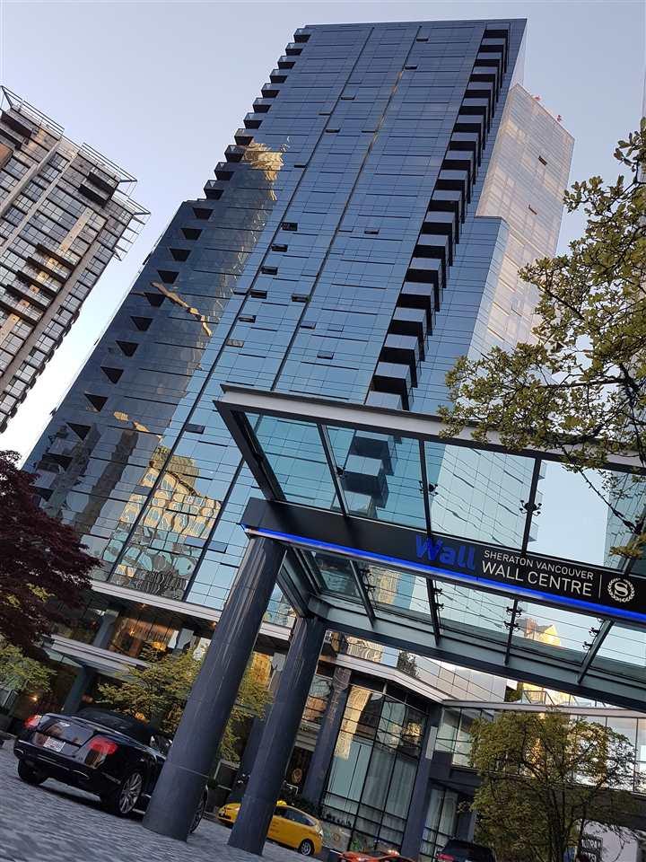 2207 1050 BURRARD STREET, Vancouver
