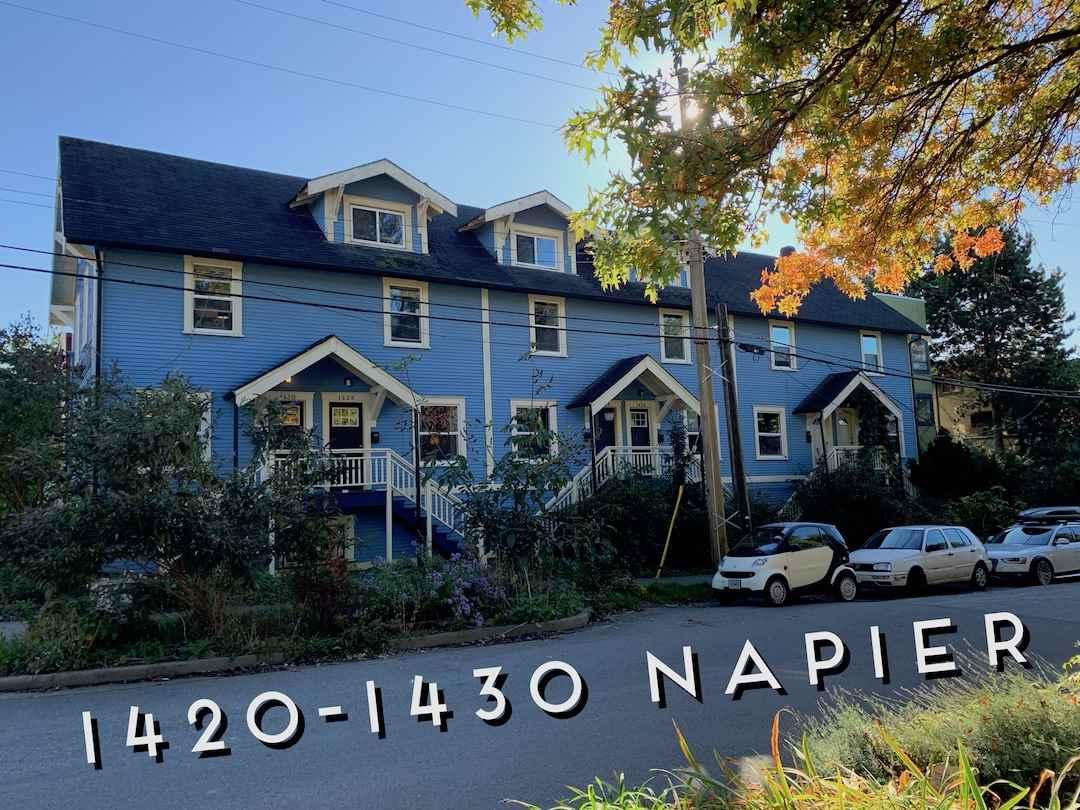 1420 NAPIER STREET