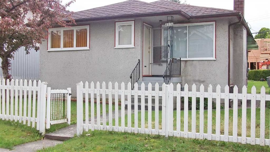 2826 CHEYENNE AVENUE, Vancouver East