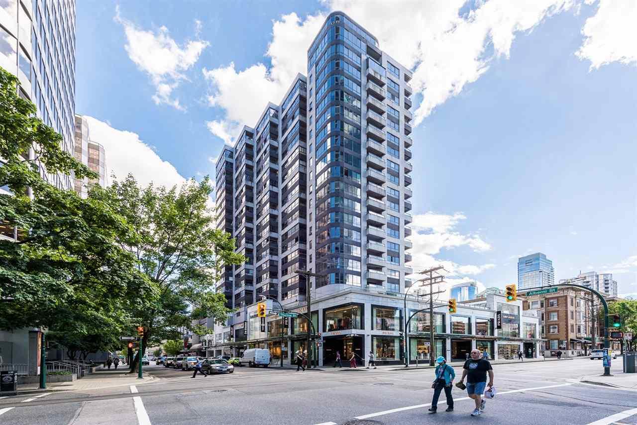 1005 1060 ALBERNI STREET, Vancouver