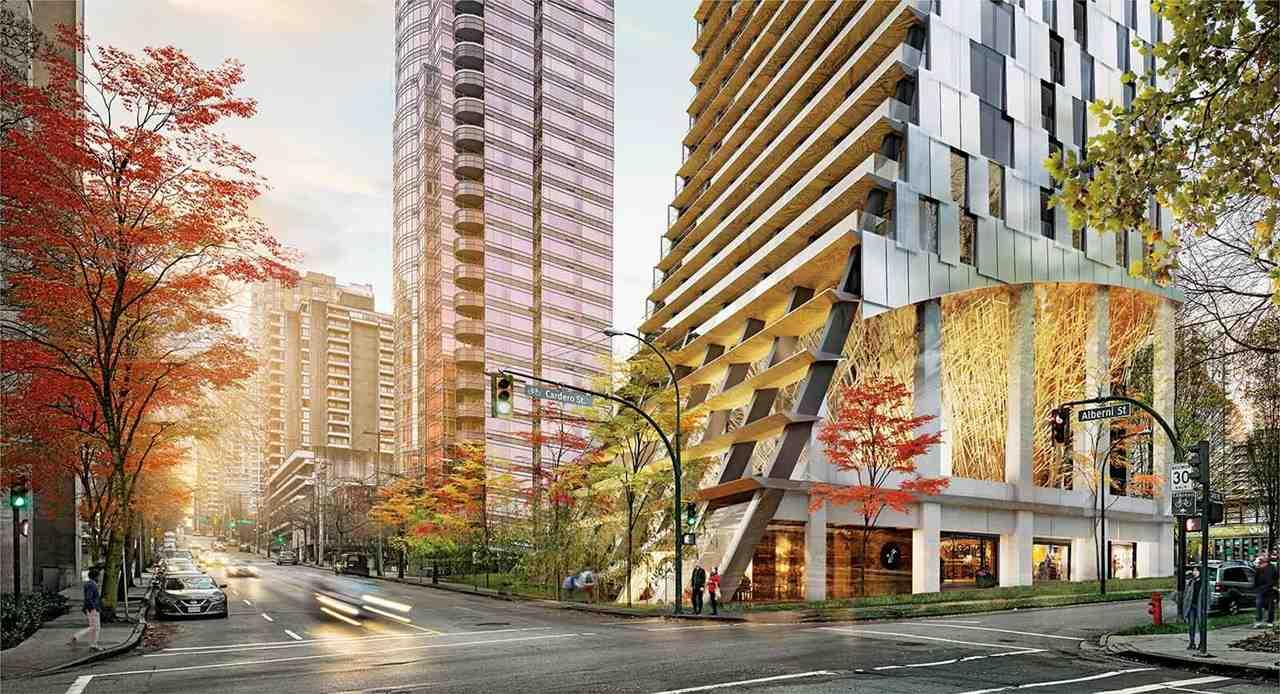 1402 1550 ALBERNI STREET - West End - Vancouver