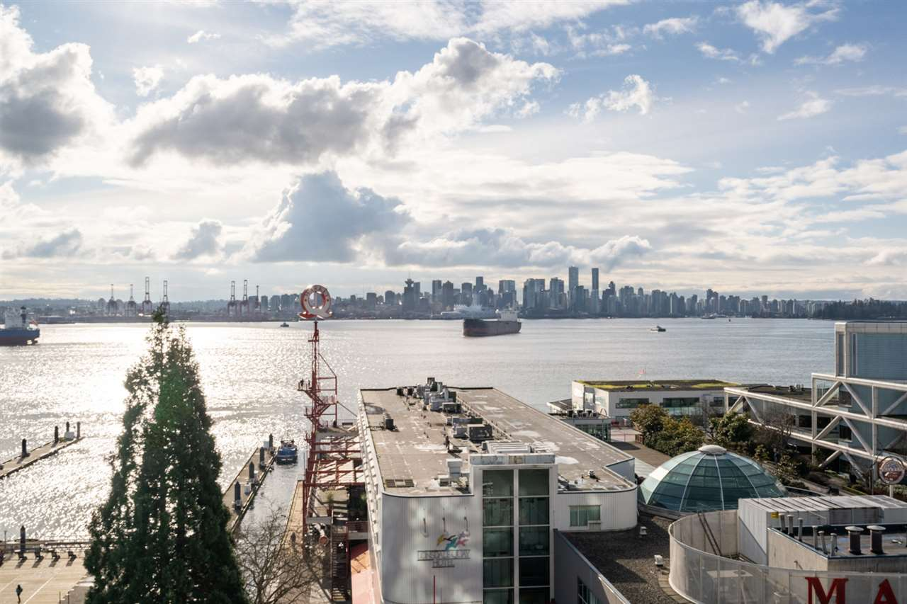 802 118 CARRIE CATES COURT, North Vancouver