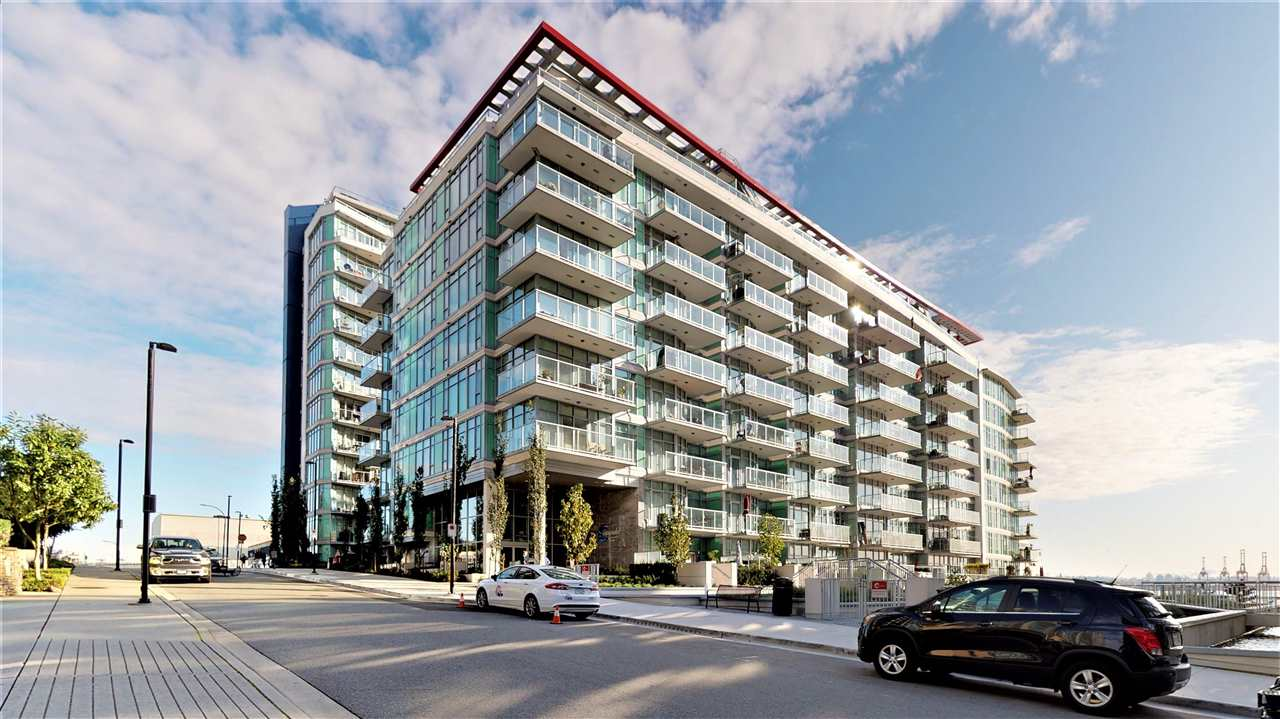 609 185 VICTORY SHIP WAY, North Vancouver
