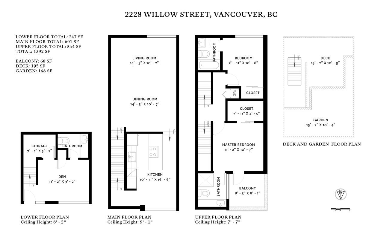 2228 WILLOW STREET - Fairview - Vancouver