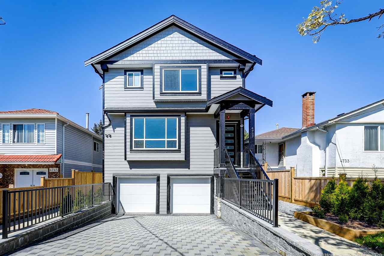 4737 GOTHARD STREET, Vancouver East