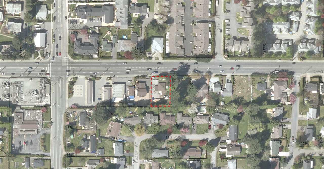 21668 DEWDNEY TRUNK ROAD, Maple Ridge