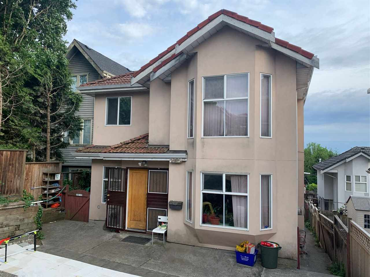 1878 SE MARINE DRIVE, Vancouver East