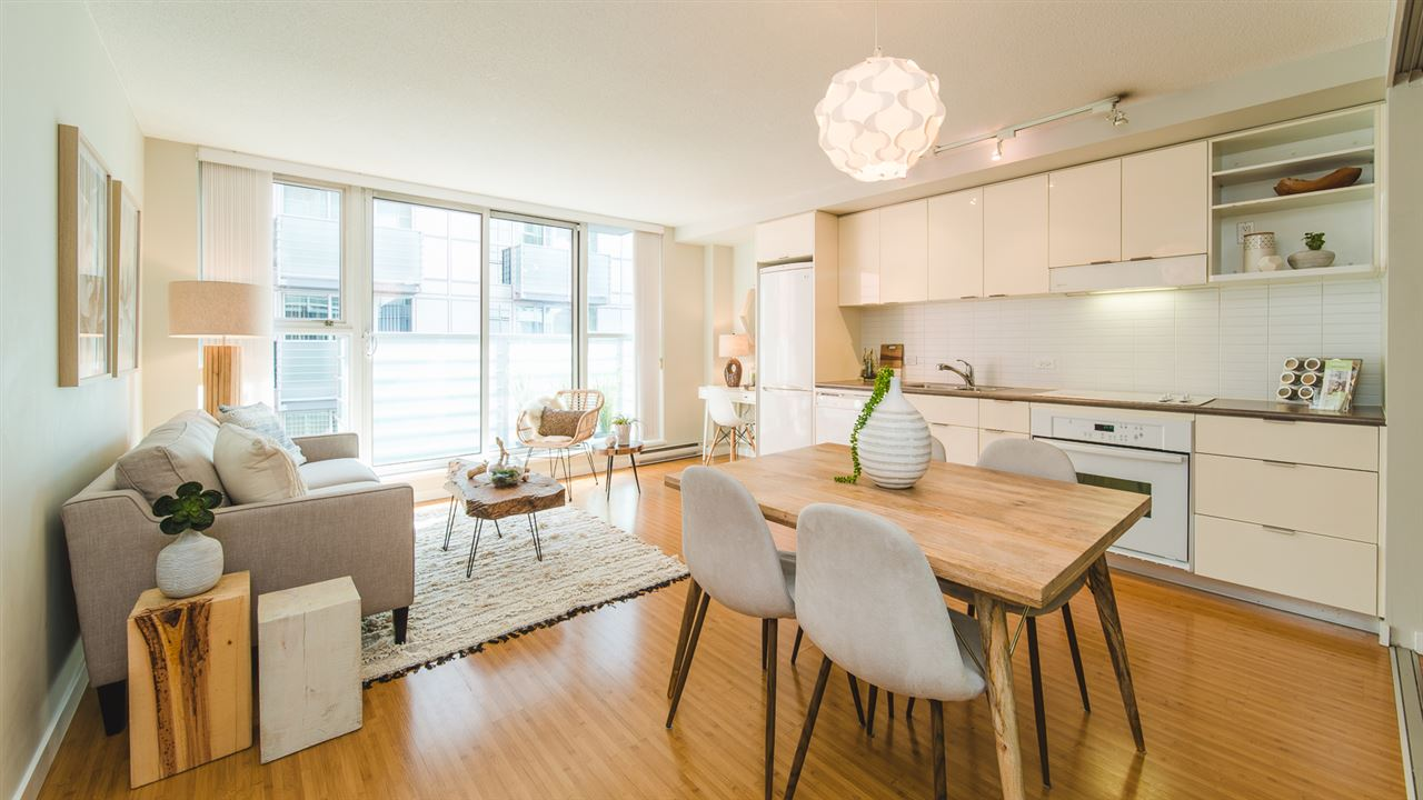 603 168 POWELL STREET , Vancouver, BC V6A 0B2