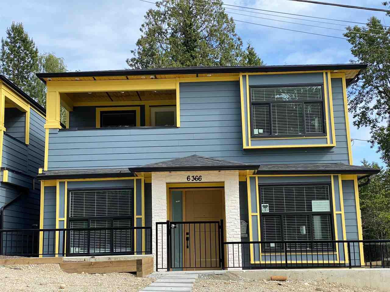 6366 12TH AVENUE, Burnaby South