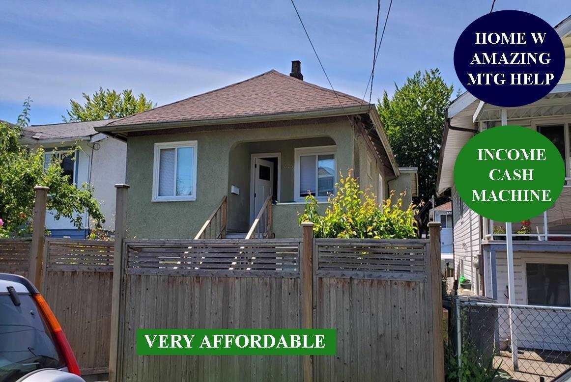 4323 MILLER STREET, Vancouver East