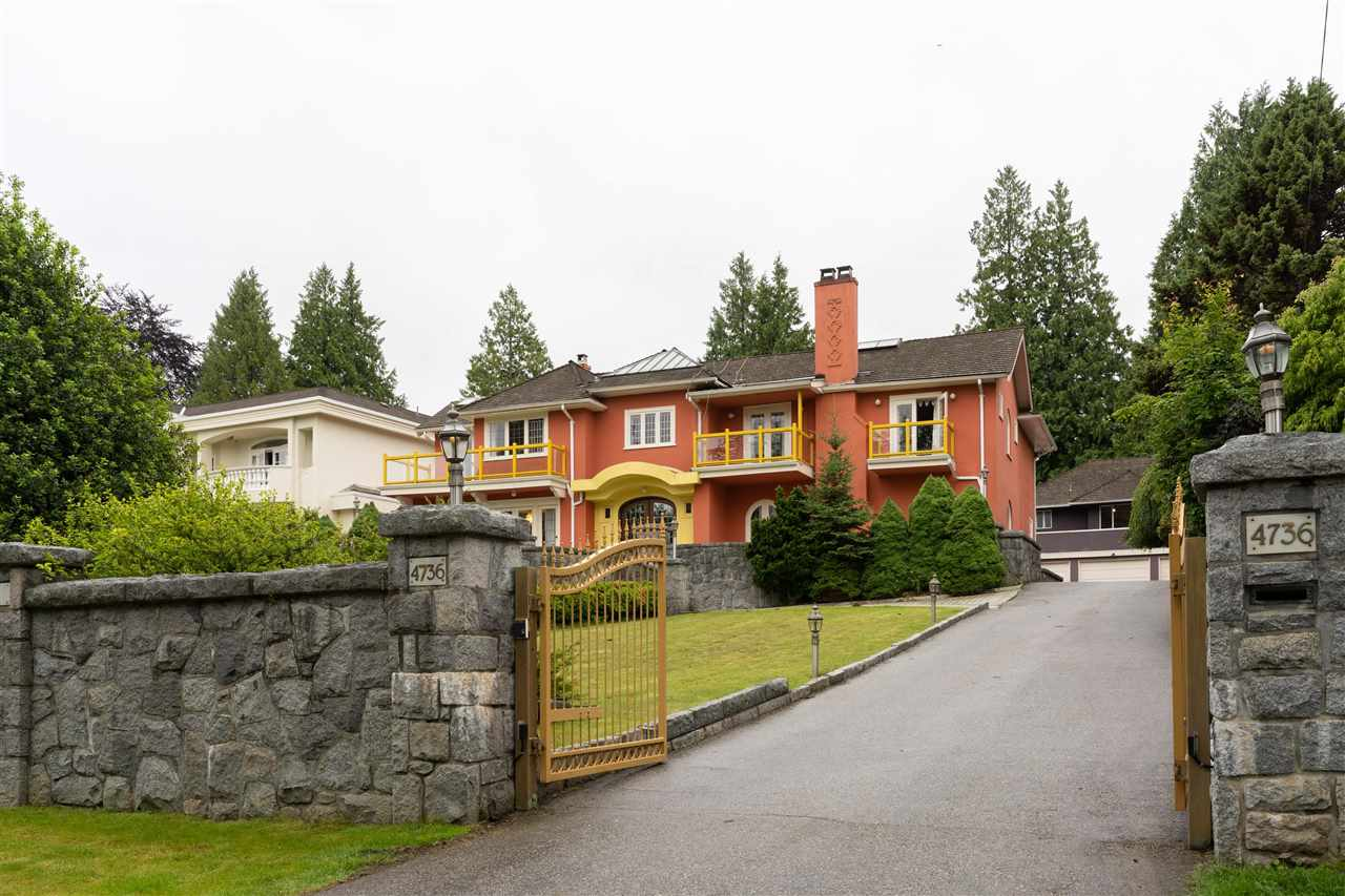 4736 DRUMMOND DRIVE , Vancouver, BC V6T 1B4