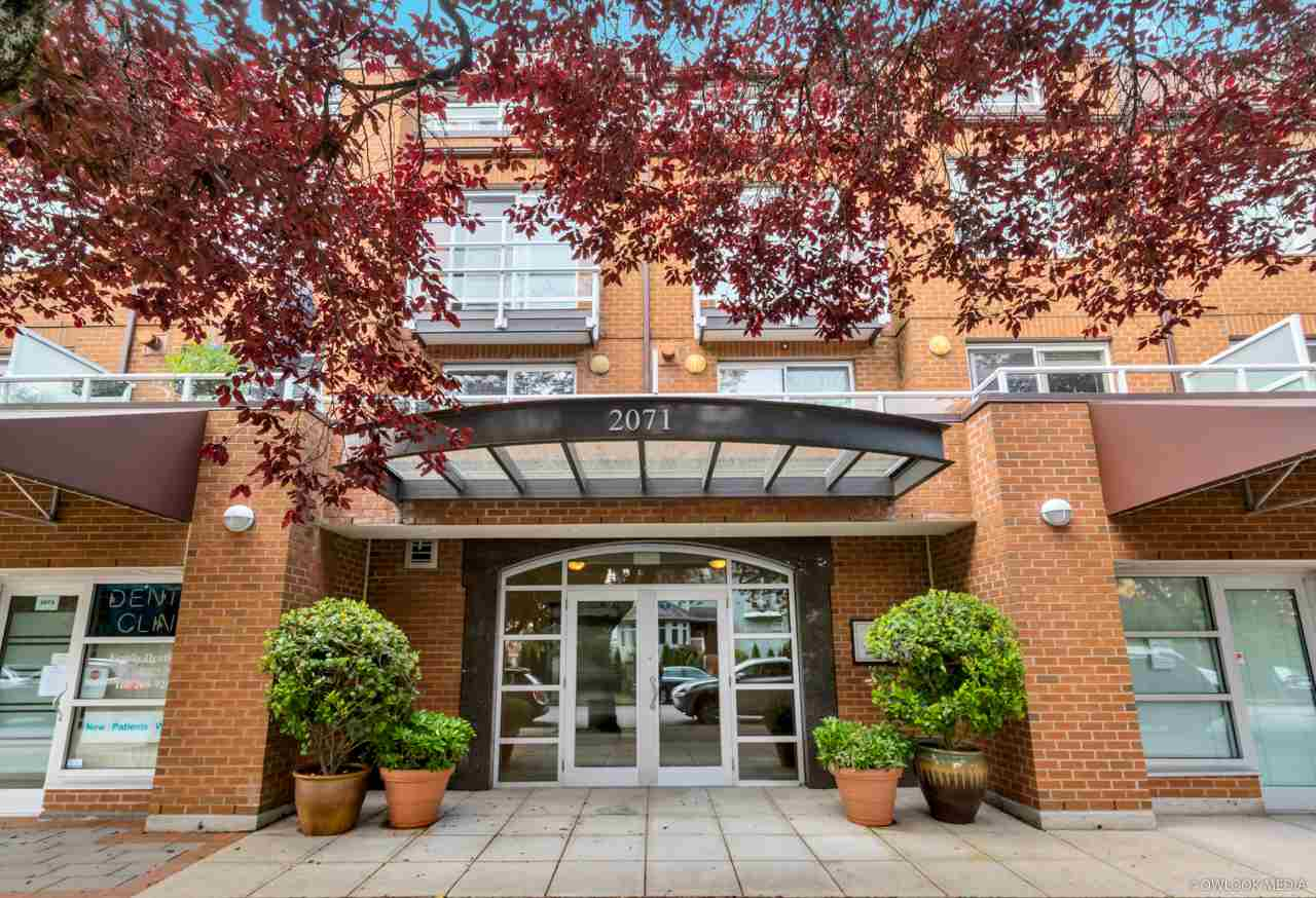 206 2071 W 42ND AVENUE, Vancouver West