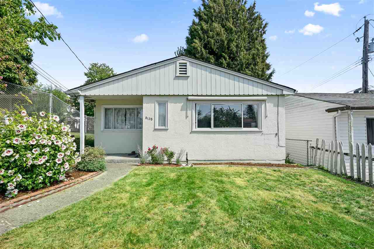 8138 BUSCOMBE STREET, Vancouver East