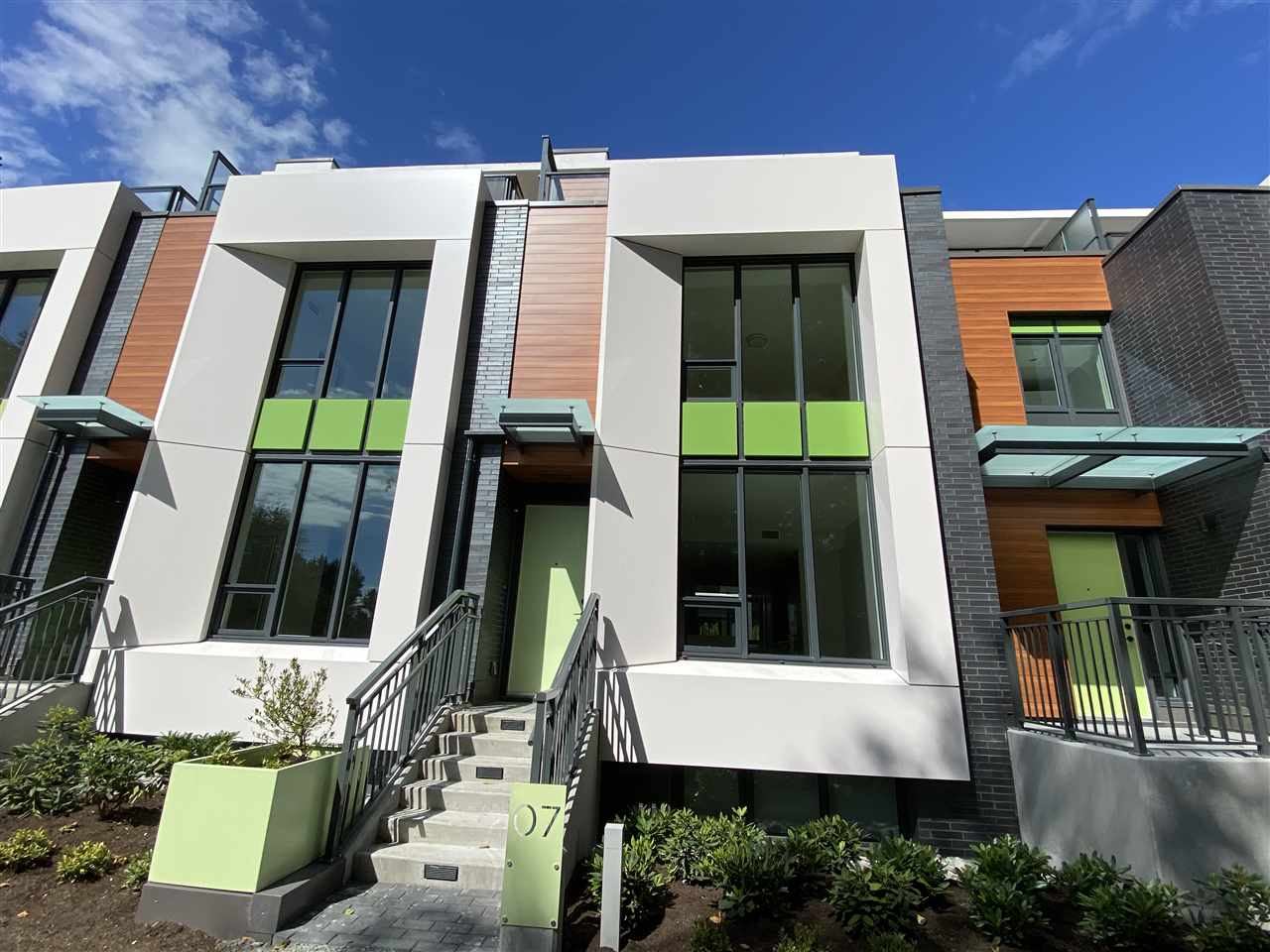 7 3483 ROSS DRIVE, Vancouver West