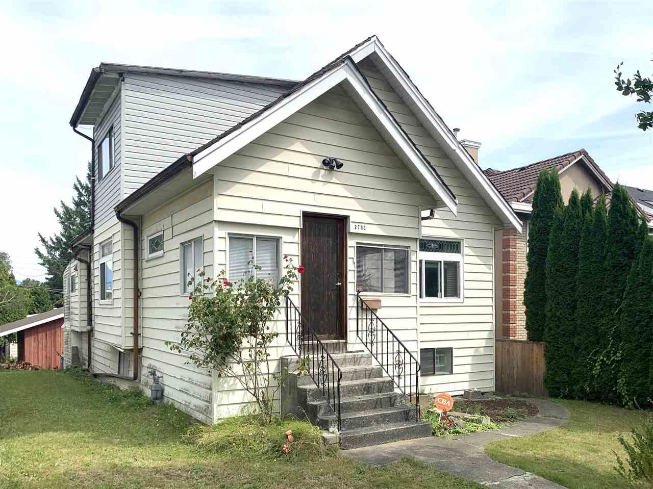 2703 HORLEY STREET, Vancouver East