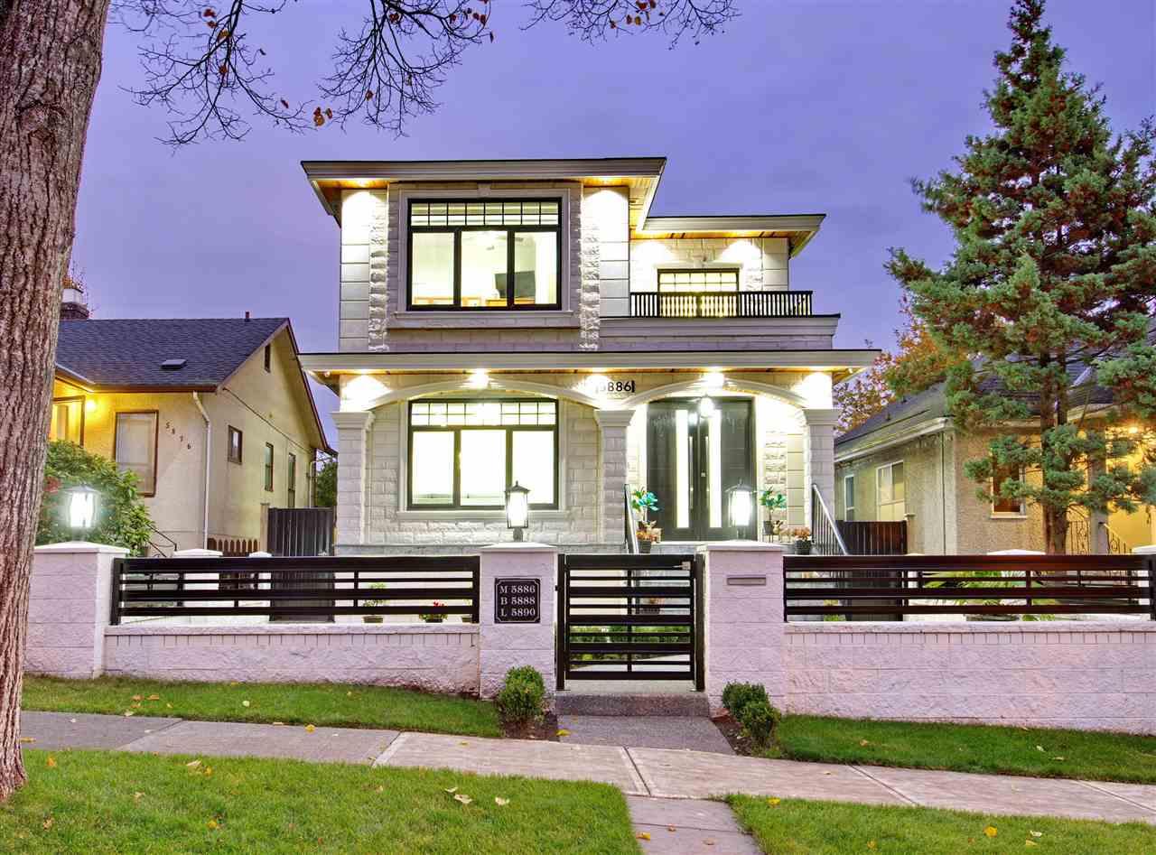 5886 SHERBROOKE STREET, Vancouver East
