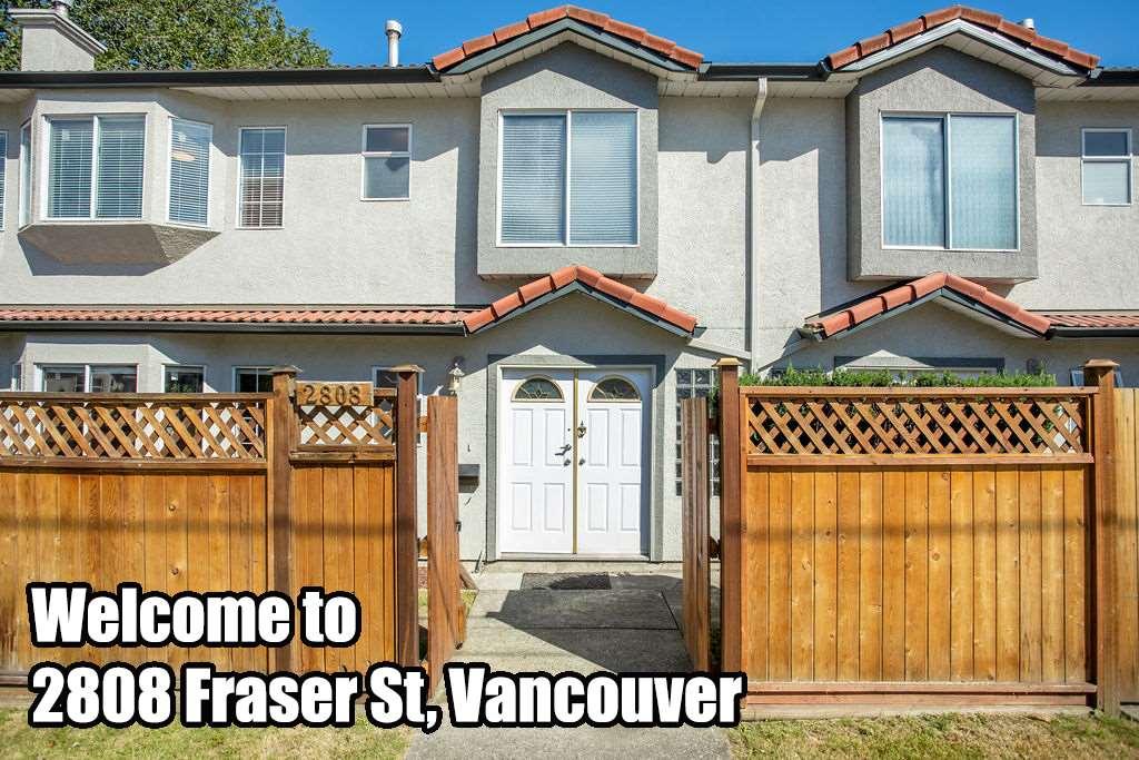 2808 FRASER STREET, Vancouver East