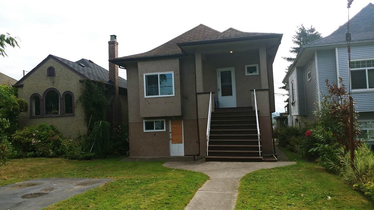 530 KASLO STREET, Vancouver East