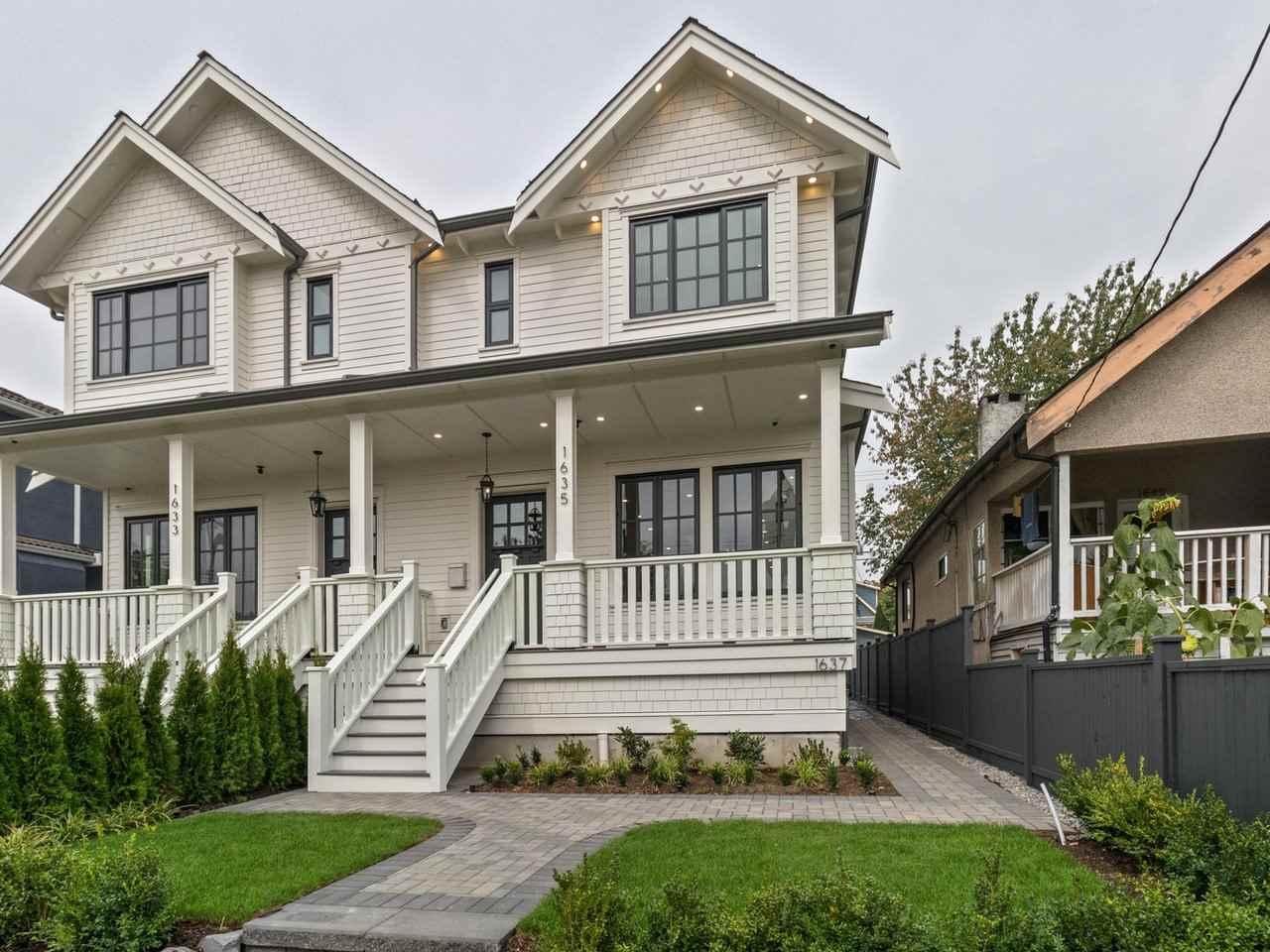 1635 E 11TH AVENUE, Vancouver East