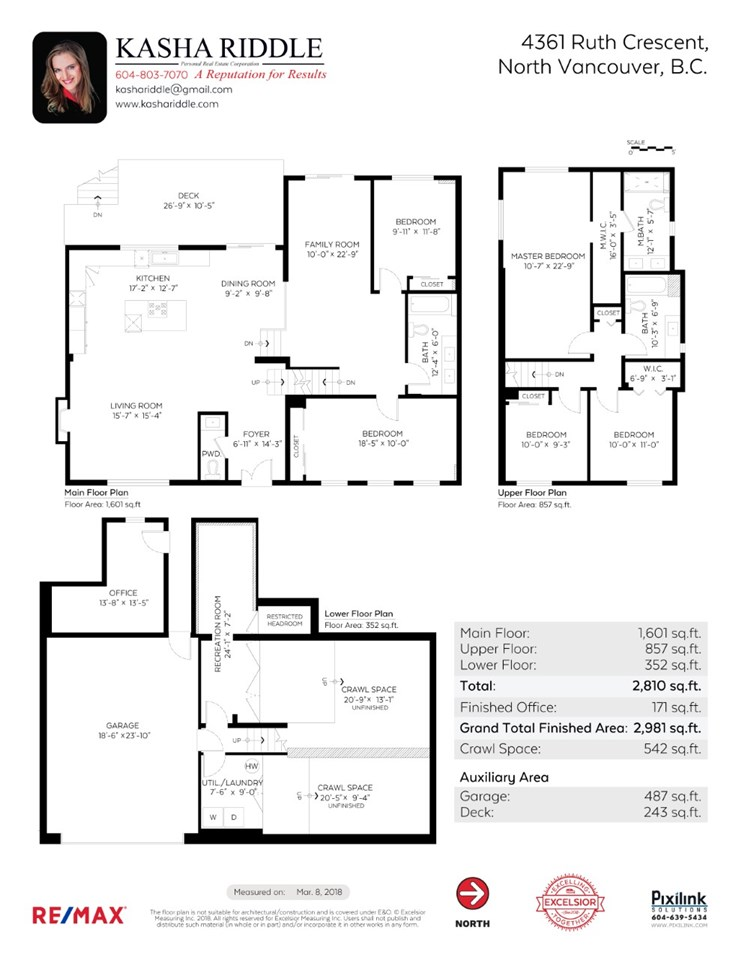 Listing Image of 4361 RUTH CRESCENT