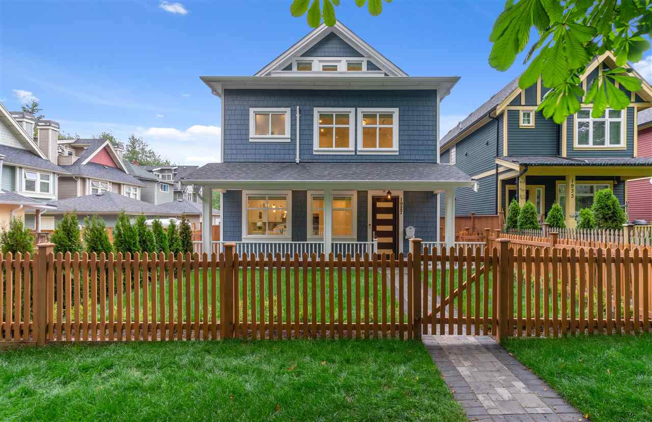 1929 KITCHENER STREET, Vancouver East