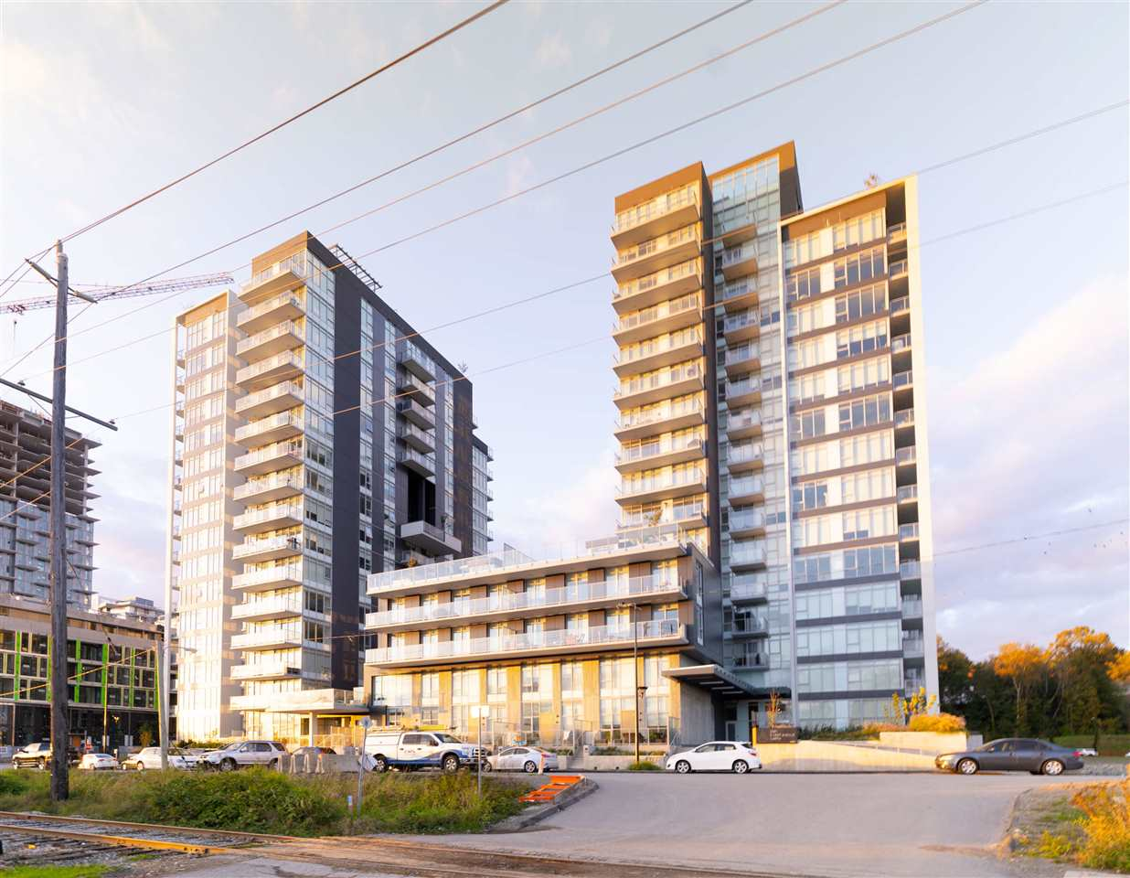 1307 3581 E KENT AVENUE NORTH - Champlain Heights - Vancouver