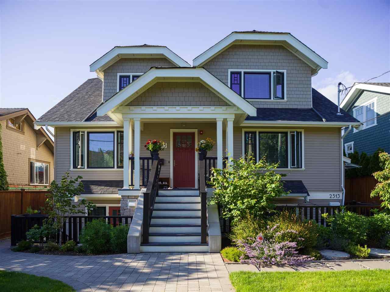 2519 W 8TH AVENUE, Vancouver West